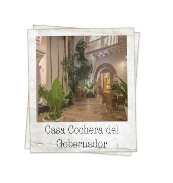 Casa Cochera del Gobernador